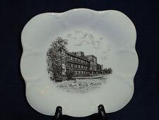Lower Bucks County Hospital Pa collector's plate 1954-2004 (50 years)