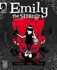 Emily The Strange #1: The Boring Issue (Emily the Strange (DC Comics))-ExLibrary