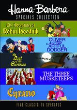 Hanna-Barbera Specials Collection: Five Classic TV Specials [New DVD] Manufact