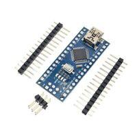 Nano V3.0 ATmega328P CH340G MINI USB 5V 16M Micro-controller board DIY kit