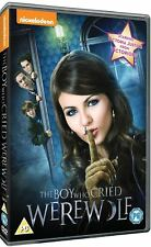 THE BOY WHO CRIED WEREWOLF VICTORIA JUSTICE BROOKE SHIELDS NICKELODEON DVD NEW