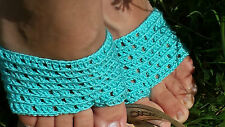 CROCHET PATTERN, How to Crochet Flip Flop Socks, Feet Savers, Foot Guards