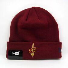 New Era Men's NBA Cleveland Cavaliers League Playoffs 2018 Cuff Knit Beanie Hat