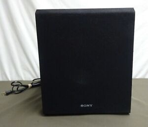 Sony SA-CS9 Subwoofer Foamed Active Amplified Subwoofer Black