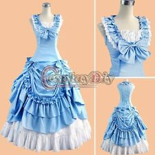 Civil War Women Customized Dress Ball Gown Southern Belle Dress Costume Cosplay