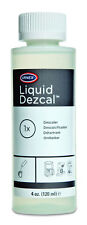 Urnex Dezcal Activated Limescale Remover Liquid for Coffee Machine - 120ml