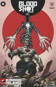 Bloodshot Reborn #14 Cover A 1st Print Regular Tomas Giorello Cover