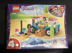 Lego FRIENDS 41397 - IL FURGONE DEI FRULLATI - Nuovo Sigillato