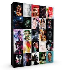 Adobe Master Collection cs6 Creative Suite 6 MAC alemán lleno de IVA box completamente