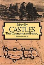 Castles: Their Construction and History (Dover Architecture), Sidney Toy, Good B