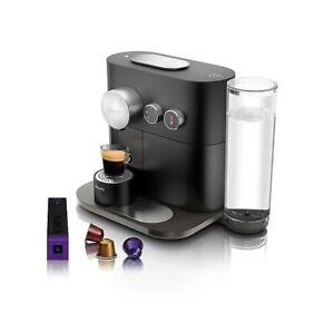 Breville-Nespresso USA BEC720BLK1AU Expert, Black Espresso Bluetooth. LED