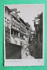 AK MARE CASTELLO 1930-40er sarai razza Spielwaren Ströbele CASE reticolare STR w3