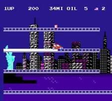 City Connection - Very Fun NES Nintendo Game