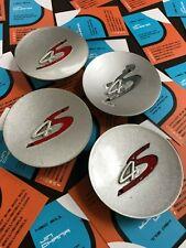 Genuine 4S Porsche Centre Caps Turbo Alloy Wheel C4S 911 996 997 993 964 GT2 GT3
