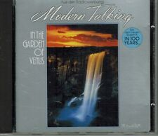 "MODERN TALKING ""IN THE GARDEN OF VENUS"" BOHLEN THOMAS ANDERS RODRIGUEZ CD MEGA"