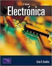 ELECTRONICA (2A.ED). NUEVO. Nacional URGENTE/Internac. económico. TECNOLOGIA