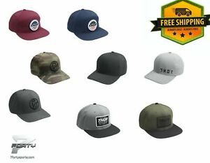 2020 Thor MX Motocross Hat Snapback Flexfit or Patriot or Goods All Colors