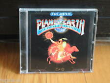 PAUL KANTNER PLANET EARTH ROCK AND ROLL ORCHESTRA LTD.3000 POSTER & CARD CD