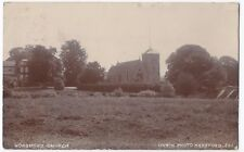 Herefordshire; Mordiford Church, RP PPC, 1906 PMK By Unwin