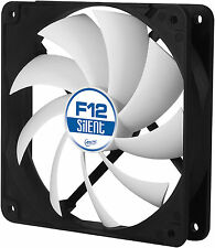 Arctic Cooling F12 Silent 120mm Case Fan 800 RPM (ACFAN00027A) AC Artic