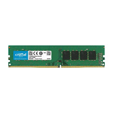 Crucial 4GB DDR4 2400 MT/s (PC4-19200) SR x8 DIMM 288-Pin CT4G4DFS824A