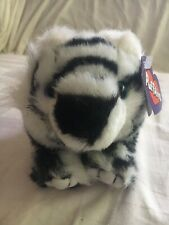 RAREST Puffkin of all Vintage SNOWBALL BLACK NOSE 3/5/97 NWT Swibco NOS retired