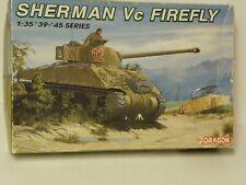 DRAGON # 6121 1/35 SHERMAN Vc FIREFLY (1939-45 Series)  OPEN/FSI