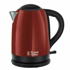 Russell Hobbs 1.7L Dorchester Red Kettle - 20092