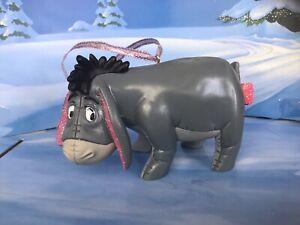 Disney Eeyore Winnie The Pooh Figure Christmas Tree Decoration Xmas Owl Kanga