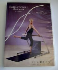 Fluidity Fitness Beginner DVD Michelle Austin Bar Workout Total Body Fitness
