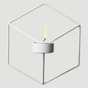 Metal Nordic Wall Candle Holder Tealight Scandinavian Home Ornaments Accessories