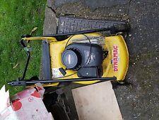 Dynamac xc 35  xc35 20'' HP 4 stroke 4 in 1 Petrol Lawn Mower Briggs & Stratton