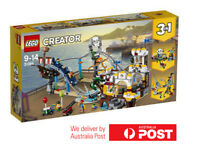 LEGO 31084 PIRATE ROLLER COASTER (Brand New & Sealed)