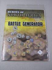 Heroes of North Africa: Battle Generator (New)