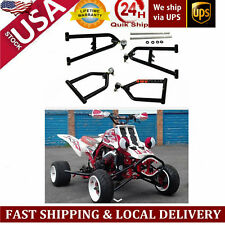 SPORT EXTENDED A-ARMS +2+1 WIDER FOR 91-06 YAMAHA BANSHEE 350 YFZ350 ATV BEST