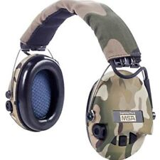 MSA Sordin Supreme Pro X LED Hearing Protection With GEL Cushion and AUX Input