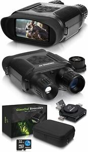 CREATIVE XP Digital Night Vision Binoculars for Complete Darkness - GlassOwl Inf