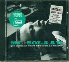 Mc Solaar - Qui Seme Le Vent Recolte Le Tempo Cd Perfetto Spedito in 48 Ore
