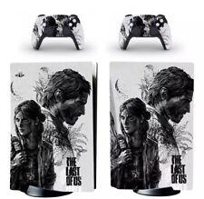 Playstation 5 Skin Vinyl Sticker Aufkleber The Last Of Us Part II Gaming