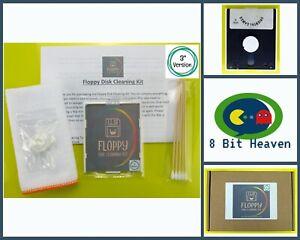 "3"" FLOPPY DISK CLEANER - CLEANING TOOL / FRAME KIT - ZX SPECTRUM, AMSTRAD, ETC"