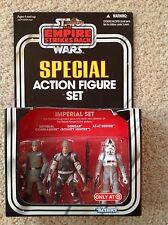 Star Wars Action Figures Special Action Figure Set: Imperial set