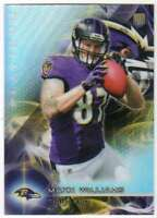 2015 Topps Platinum Rookie Refractor RC #140 Maxx Williams Ravens