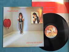 Robert Plant-Pictures at Eleven- 1A1B1 ,  Original-Record-Vinyl- excellent