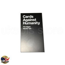 Cards Against Humanity: The Bigger, Blacker Box - Brand New Sealed Storage Box