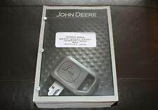 JOHN DEERE 9570 9670 9770 9870 STS COMBINE REPAIR SERVICE MANUAL TM101919