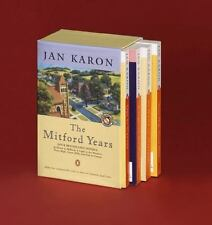 JAN KARON - The Mitford Years, Books 1-5 At Home in Mitford - New Factory Sealed