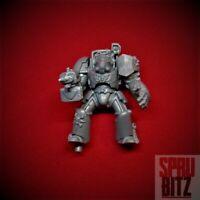 Assault on Black Reach Space Marine Terminator Warhammer 40,000 boxed set bitz A