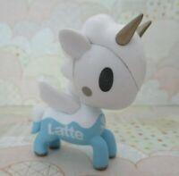 Tokidoki TKDK Unicorno Series 4 Cremino Milk Latte Vinyl Figure