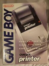 Game Boy Printer (Nintendo Game Boy) new factory sealed