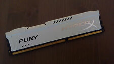 HyperX Fury White Series Memorie RAM 8 GB 1600MHz DDR3